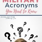 Pinterest Pin Military Acronyms You Need to Know