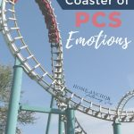 Pinterest Pin The Roller Coaster of PCS Emotions