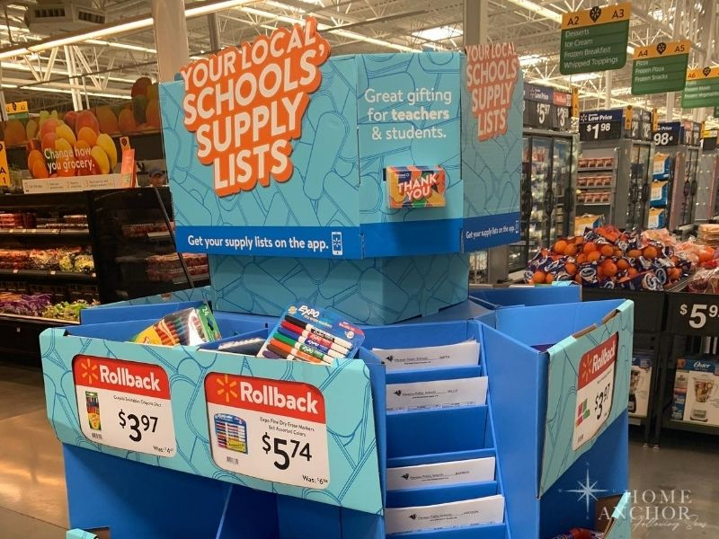 Back to school tax free weekend stores will have your kids school supply lists